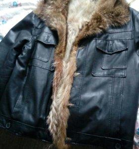 Куртка мужская.р.52.Зимняя