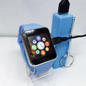 Умные часы телефон smart watch