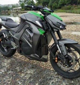 Электро мотоцикл для города