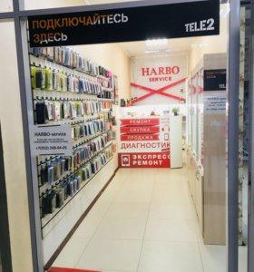Ремонт телефонов и магазин аксессуаров