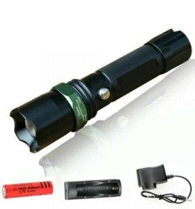 Светодиодный фонарик Q5