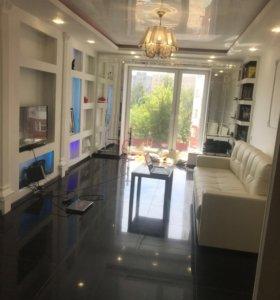 Квартира, 2 комнаты, 77 м²