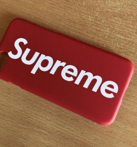 Чехол «Supreme»на iPhone 7,6,6s