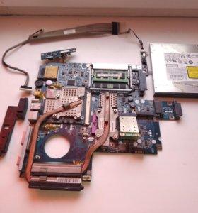 Плата к acer Aspire 7720z+процессор