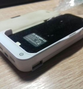 Чехол-зарядка для iphone 5,5s,se
