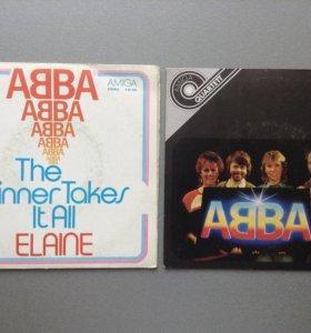 ABBA (винил' 7. 2 пластинки)