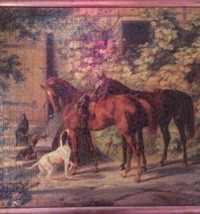 Подарочные картины из пазл