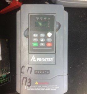 Частотный преобразователь 2,2 кВт (380В)