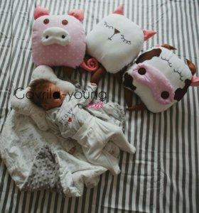 Бэбитойсы в детскую кроватку