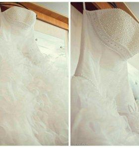 Платье свадебное, 42-46