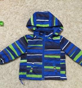 Курточка-ветровка 86-92разм