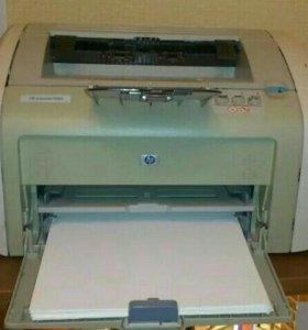 Лазерный принтер НР1010