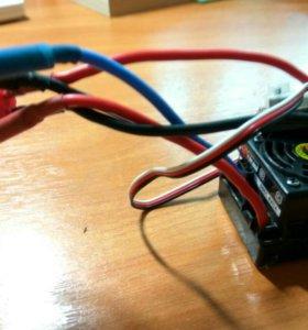 Регулятор скорости hobbywing 60A