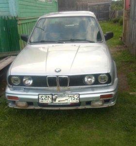 BMW 3 серия, 1987
