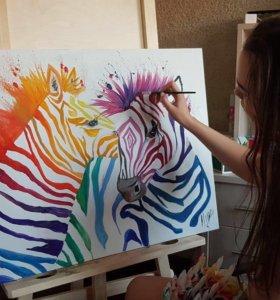 Рисование, уют для дома, картины для дома