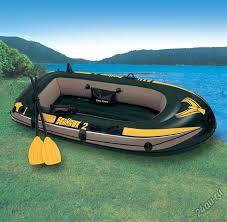 2х местная лодка INTEX