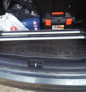 Багажник на рено мегант