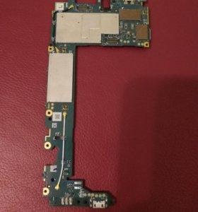 Системная плата Sony XA Ultra Dual f3212