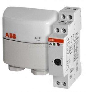 Реле освещения T1 c датчиком 1 диапазон ABB