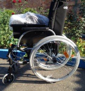 коляска с ручным приводом