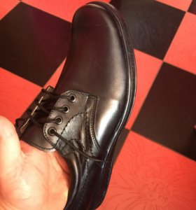 Ботинки мужские ортопедические