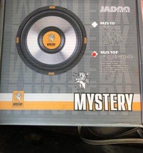 Автомобильный сабвуфер Mystery MJS 10F