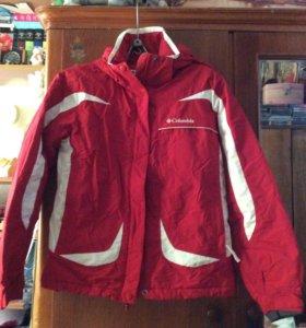Куртка сноубордическая Columbia женская XS