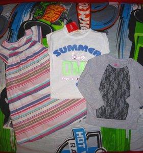 Пакет вещей на девочку 92-98см