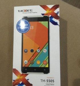 Телефон teXet TM-5505
