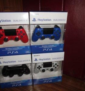 Геймпады DualShock v2 для PS4