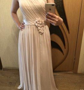 Платье свадебное/выпускное