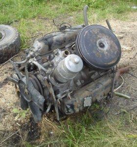 двигатель Газ 53 в сборе