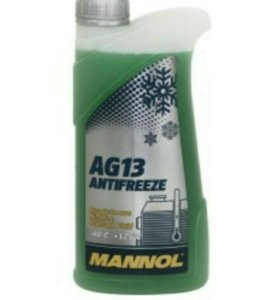 MANNOL Hightec Antifreeze AG13 -40°C