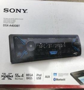 Магнитола Sony