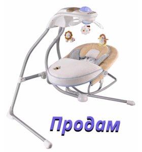 Электрокачели