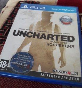 Uncharted 3части