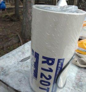 Фильтр топливный грубой очистки scania