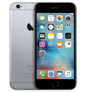 iPhone 6 Space Gray 16 gb - Обмен