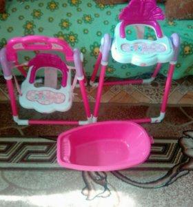 Игрушки для куклы