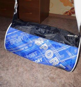 Новая сумка для спорта