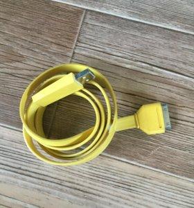 USB кабель на iPhone 4/4s
