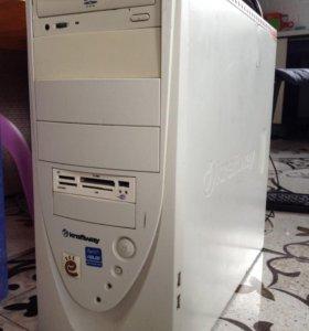 Компьютер для работы, интернета и нетяжёлых игр