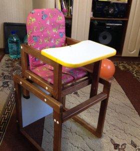 Детский столик стул