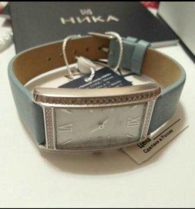 Часы Ника серебро