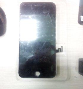 Экранный модуль iPhone 7+ чёрный
