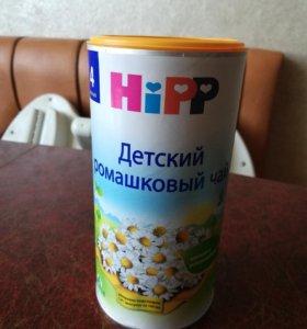 Детский ромашковый чай