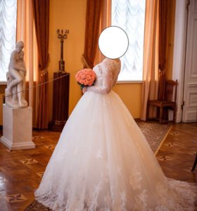 Свадебное платье «Leola»