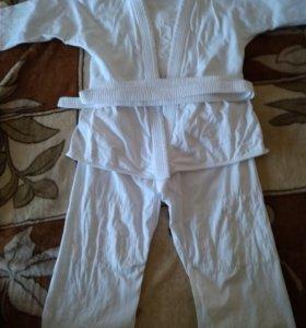 2 костюма по дзюдо