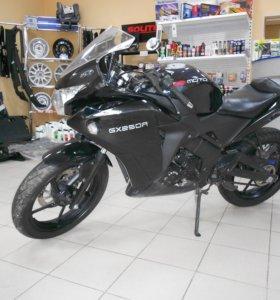 Мотоцикл GX-250R
