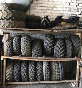 Резина шины для квадроцикла